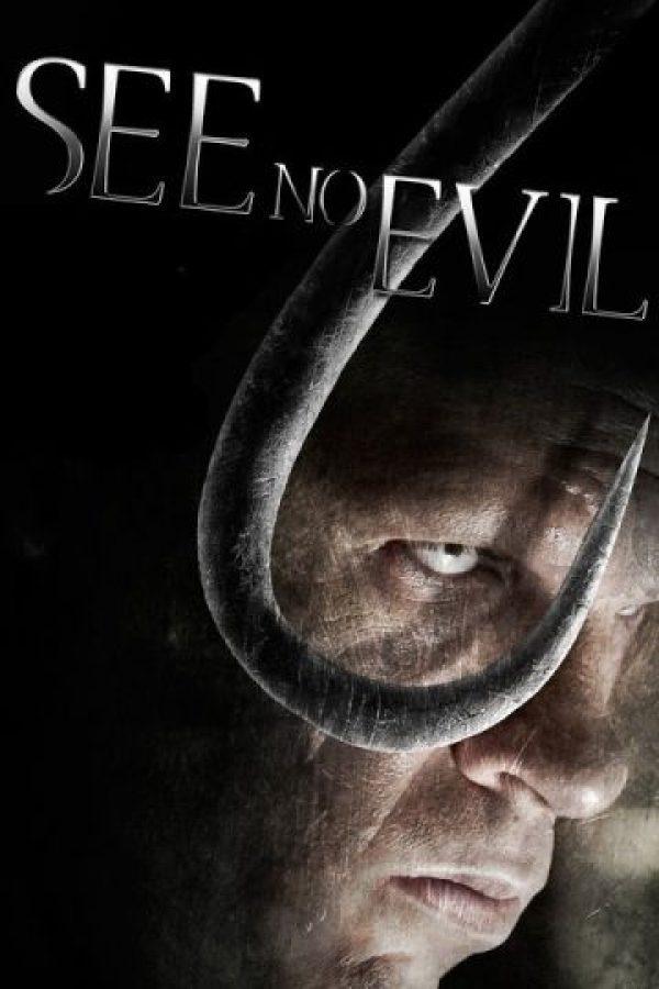 """""""See No Evil"""", estelariada por Kane, fue una de las películas más exitosas de WWE Studios Foto:WWE"""