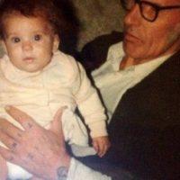 Él es el abuelo Jack Hornsby. Foto:Imgur