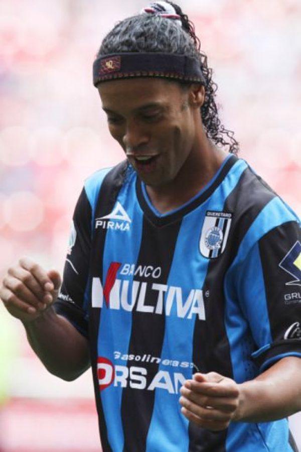 7. Querétaro (2014-2015). Foto:Getty Images