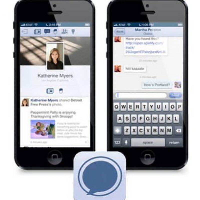 Echofon es un cliente de Twitter Foto:Echofon