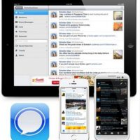 Su manejo es sencillo, prácticamente con las mismas funciones que la app oficial de Twitter Foto:Echofon