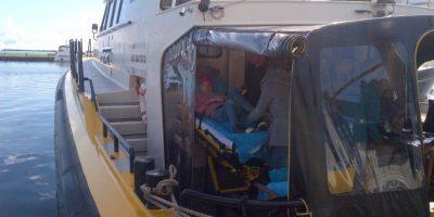 Esta paciente quería morir en Barcelona. Foto:Vía Facebook.com/wensenrijders