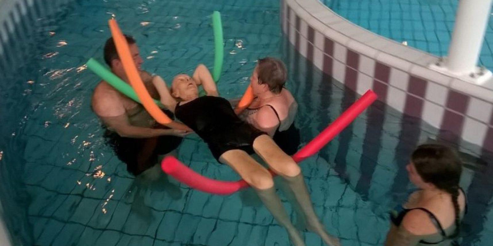 Nadar Foto:Vía Facebook.com/wensenrijders
