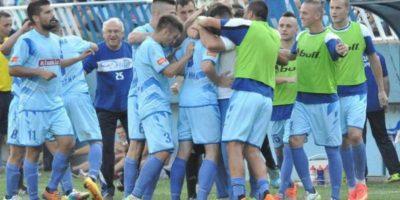 El equipo es el último lugar de la primera división de Bosnia Foto:Vía facebook.com/fk.drina.zvornik