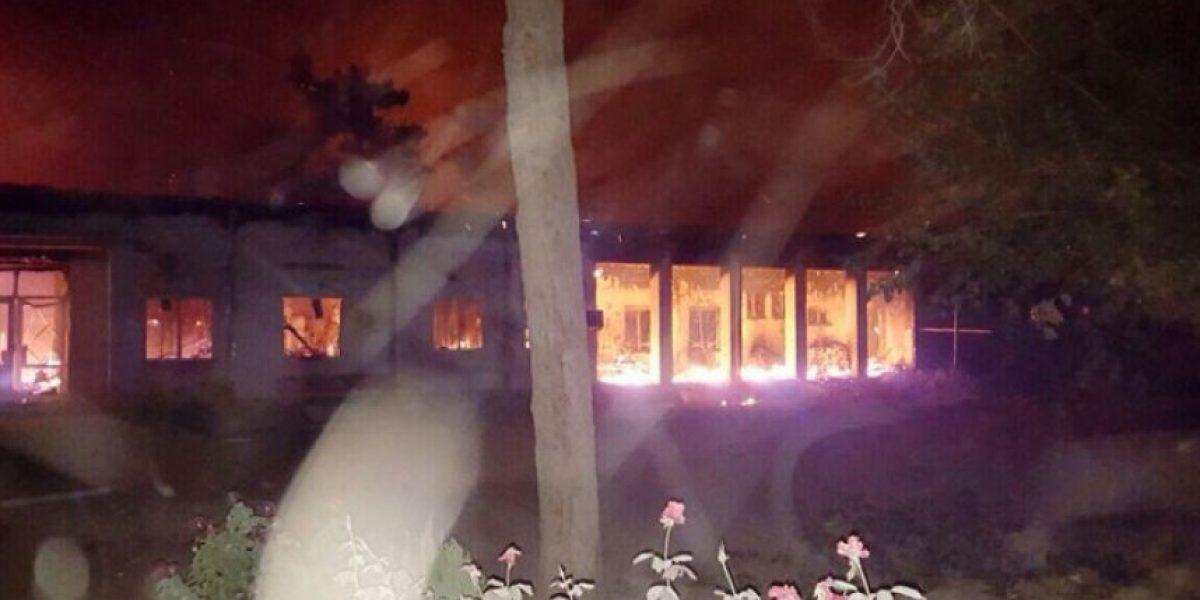 Así fue el bombardeo de Estados Unidos a un hospital en Afganistán