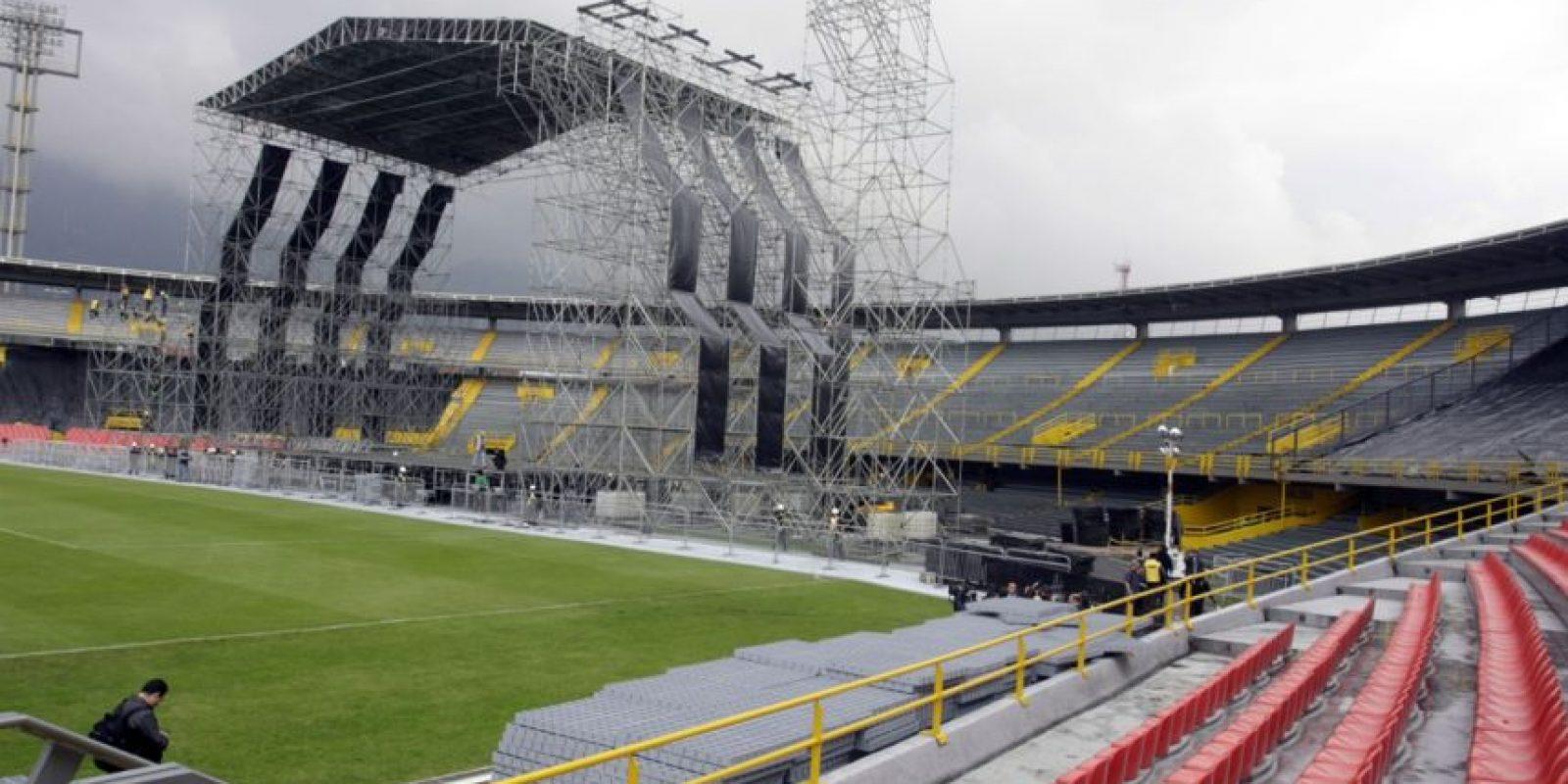 Estadio El Campin. Foto:Archivo Publimetro