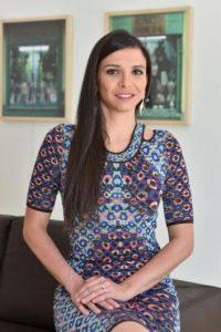 María Paz Gaviria, directora ARTBO. Foto:Cortesía Cámara de Comercio de Bogotá