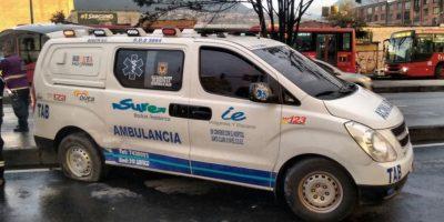 Foto:Cortesía Bomberos de Bogotá