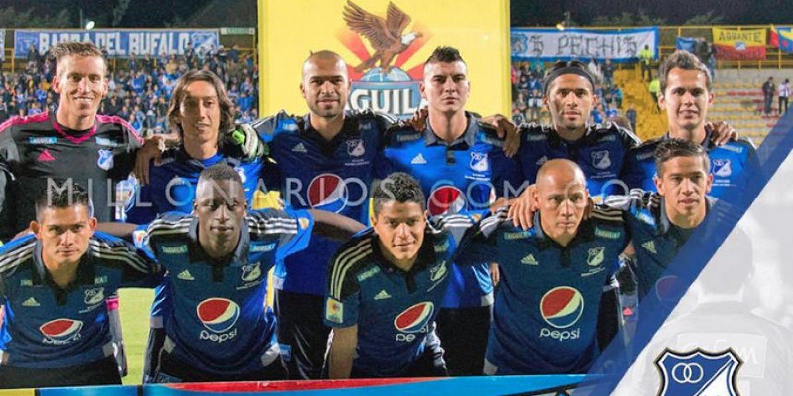 Foto:Millonarios Oficial