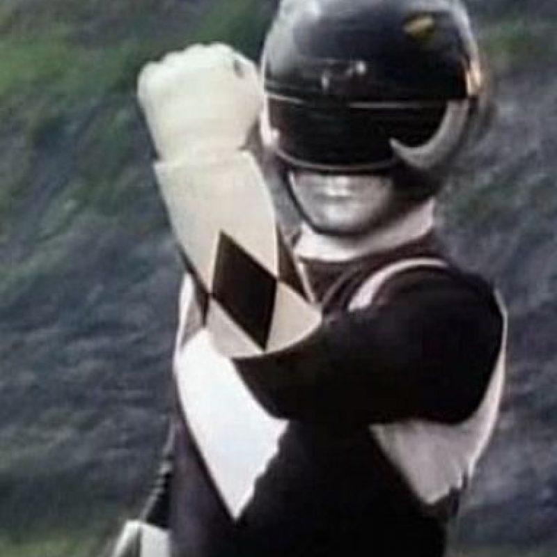 """Black Ranger"" Foto:Facebook/powerrangers"
