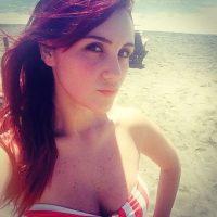 Dulce María sigue cantando y actuando Foto:Instagram @dulcemaria