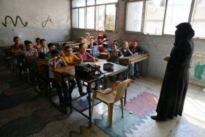 País que desde 2011 vive en Guerra Civil Foto: AFP