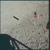 Así fue la despedida del suelo lunar Foto:Flickr.com/projectapolloarchive