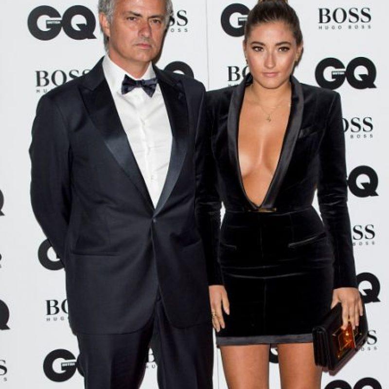 Es hija de José Mourinho, entrenador del Chelsea. Foto:Getty Images