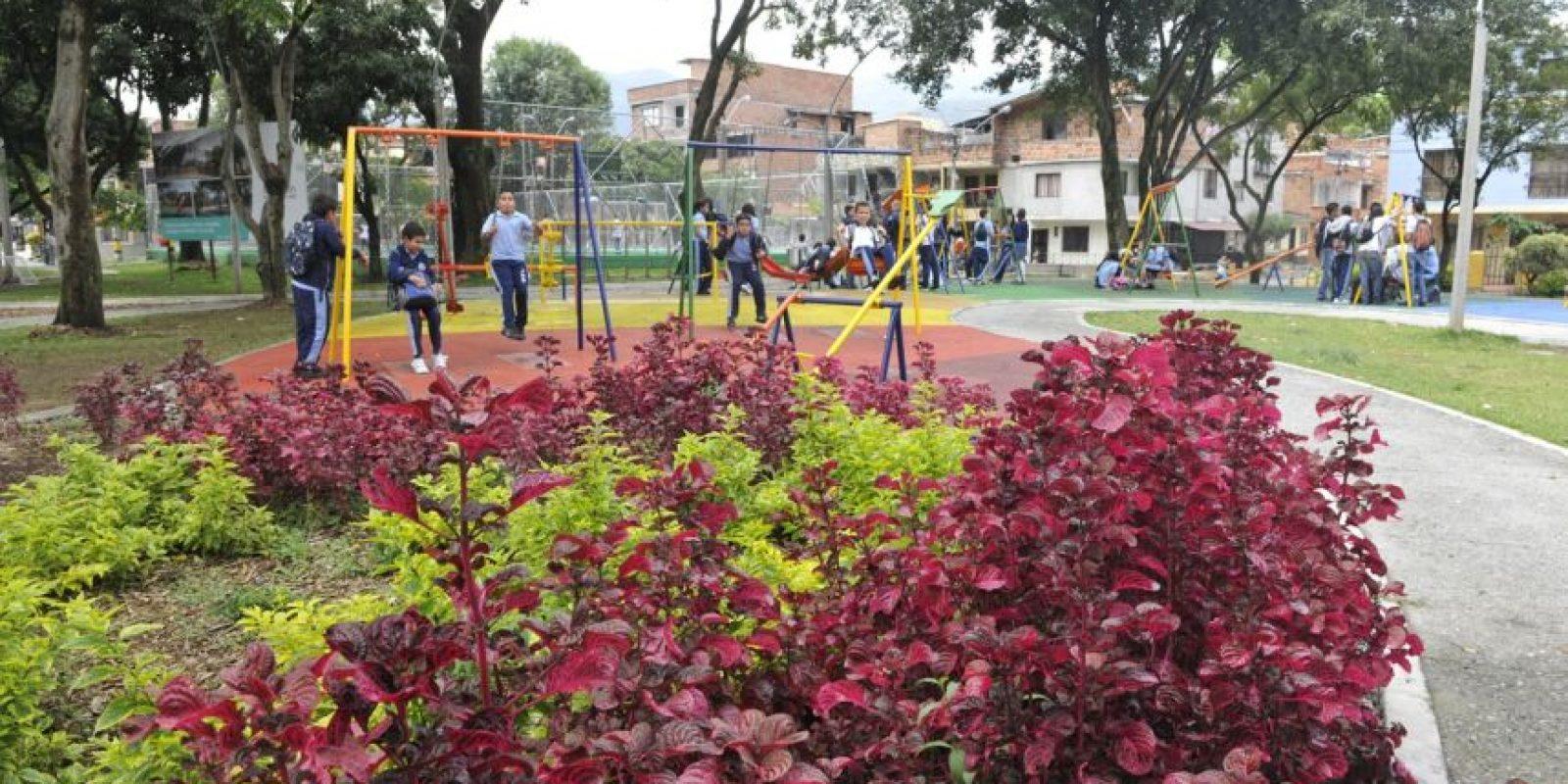 El barrio Belén ocupa el primer lugar según el urbanista y arquitecto Luis Fernando Arbeláez. Foto:Cortesía: Fotos Vidal – Alcaldía de Medellín
