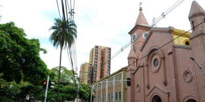 Tercer lugar para el barrio Boston. Foto:Cortesía: Fotos Olegario – Alcaldía de Medellín