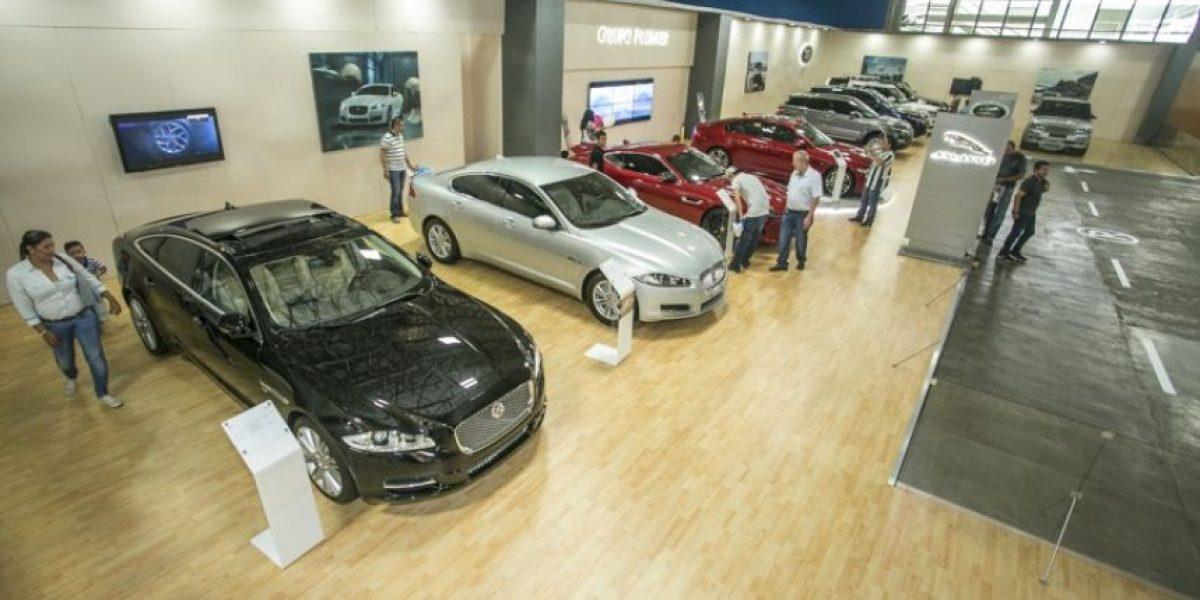 Grandes marcas lanzan sus mejores carros en Medellín