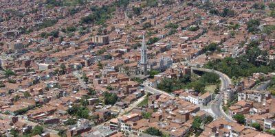 El barrio Manrique ocupa el cuarto lugar. Foto:Cortesía: Fotos Vidal – Alcaldía de Medellín