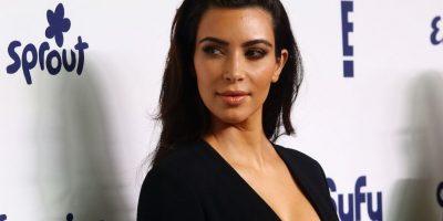"""""""Fui al reportaje de Caitlyn. Estaba guapa, muy guapa de verdad. Estaba con ella en el vestidor y tenía que cambiarse y me dijo que podía quedarme"""", comentó la socialité a su hermana Khloé Kardashian. Foto:Getty Images"""