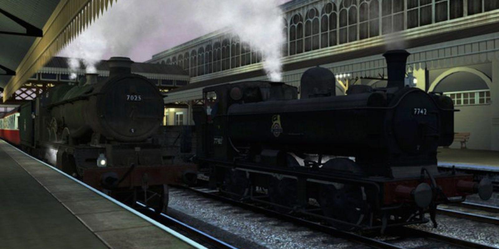 Hágase cargo de la poderosa locomotora de la Castle Class en la edad de oro del vapor Foto:Dovetail Games