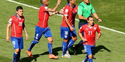 Los actuales campeones de la Copa América valen 119.65 millones de euros Foto:Getty Images
