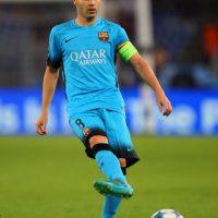 Con el Barcelona tiene 16 títulos nacionales y 9 internacionales. Foto:Getty Images