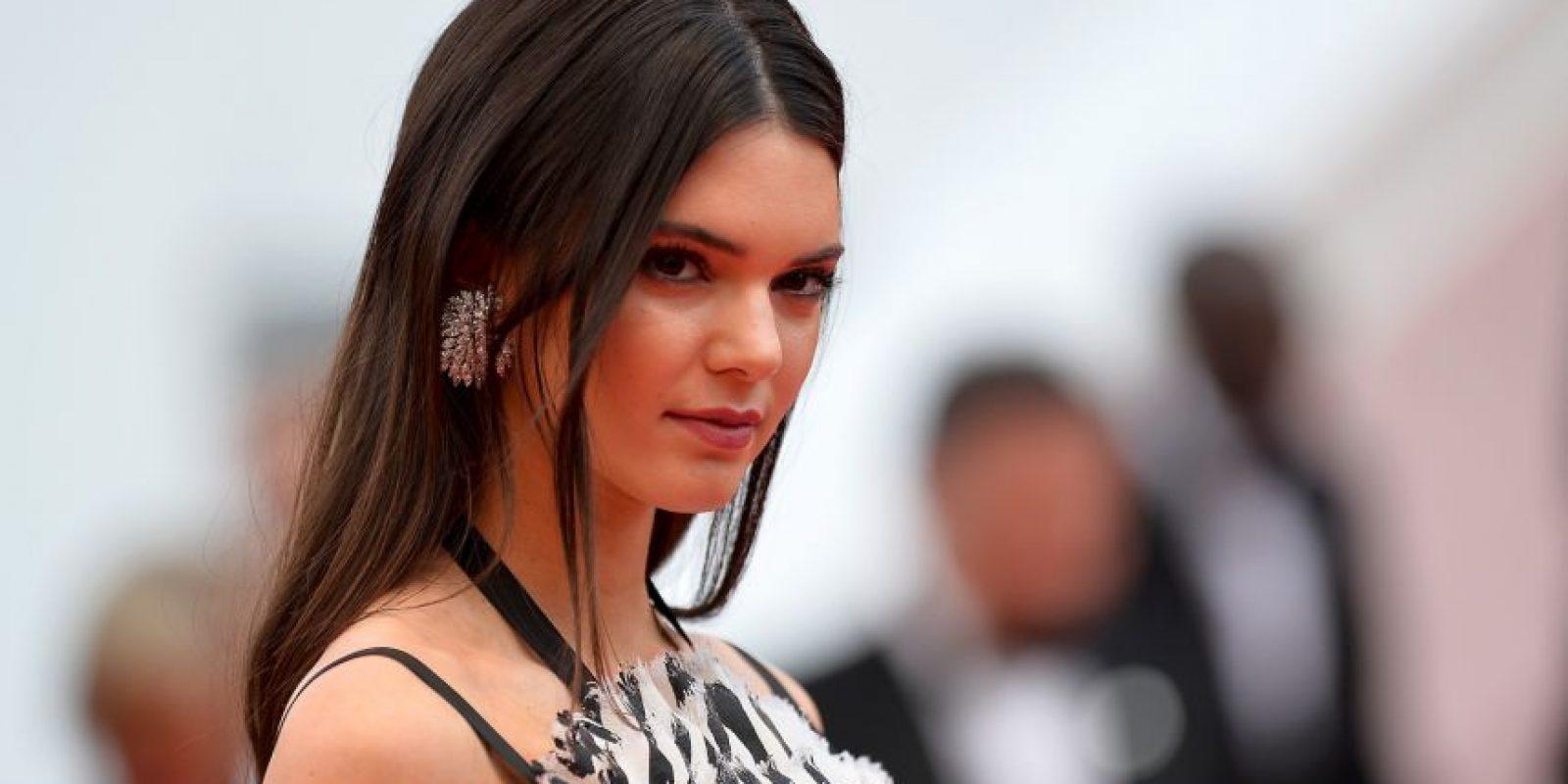 Es hija del medallista olímpico de Estados Unidos, Bruce Jenner, ahora conocido como Caitlyn Jenner. Foto:Getty Images