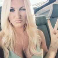 Brooke tiene 27 años y es cantante y actriz. Foto:Vía instagram.com/mizzhogan