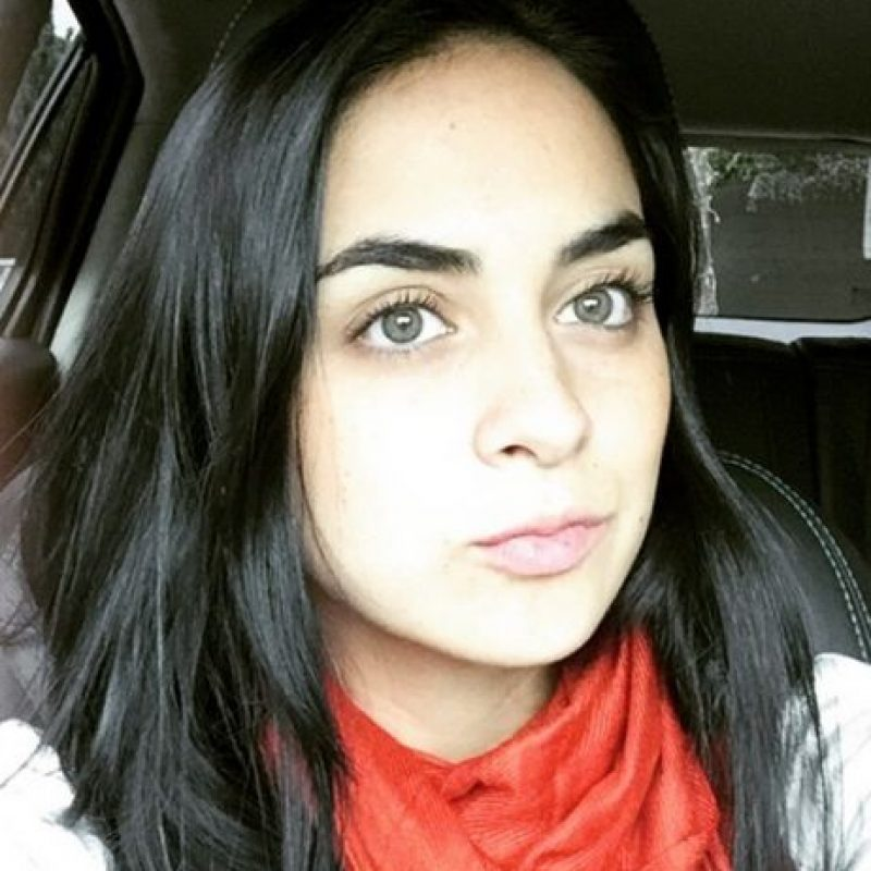 Es hija del exfutbolista ecuatoriano Alex Aguinaga, y nació y creció en México. Foto:Vía instagram.com/crisaguinaga