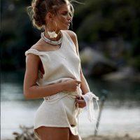 Ella es Maja Darving, una modelo danesa de 19 años. Foto:Vía instagram.com/majadarving