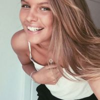 """Vean aquí las mejores fotos de Maja Darving, la modelo que le """"robó el corazón"""" a Cristiano Ronaldo. Foto:Vía instagram.com/majadarving"""