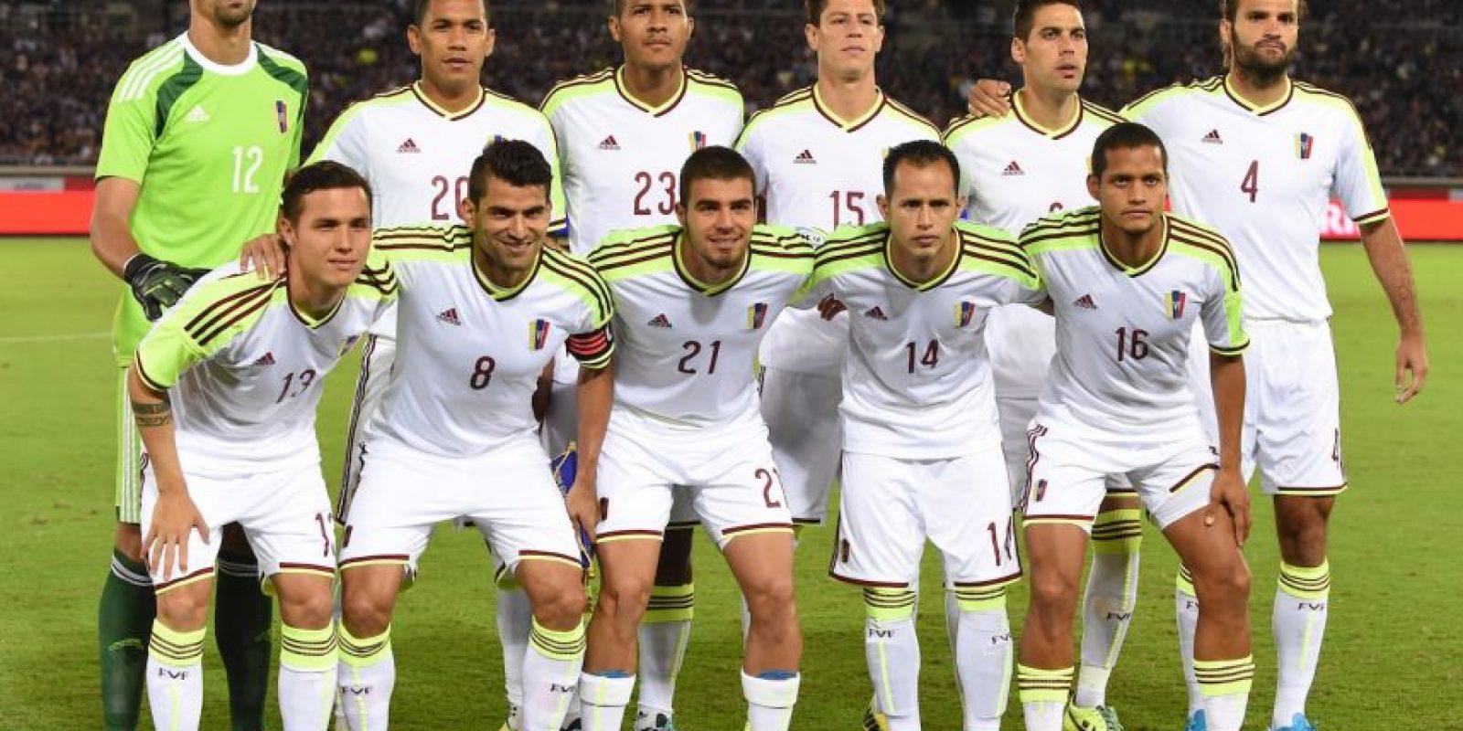 8. Venezuela Foto:Getty Images