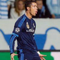 Aunque según medios españoles, el jugador no está contento en el club merengue. Foto:Getty Images