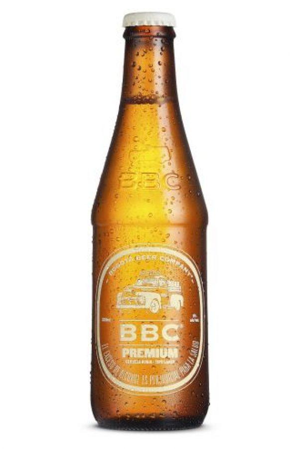 BBC Lager, es suave y refrescante, elaborada sin adjuntos ni colorantes. Foto:Cortesía: BBC