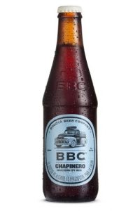 Chapinero Porter, cerveza negra y cremosa, con ligero sabor tostado. Foto:Cortesía: BBC