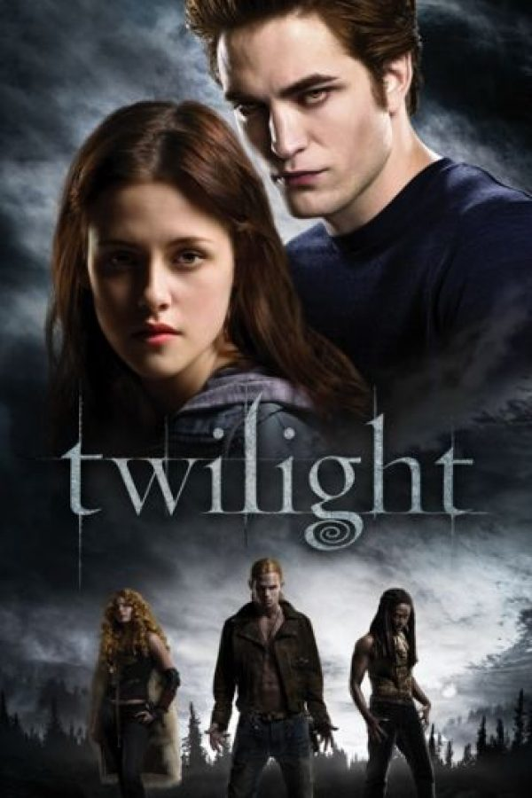 """""""Crepúsculo"""" es una novela romántica de vampiros, escrita por Stephenie Meyer. Foto:Paramount Pictures"""