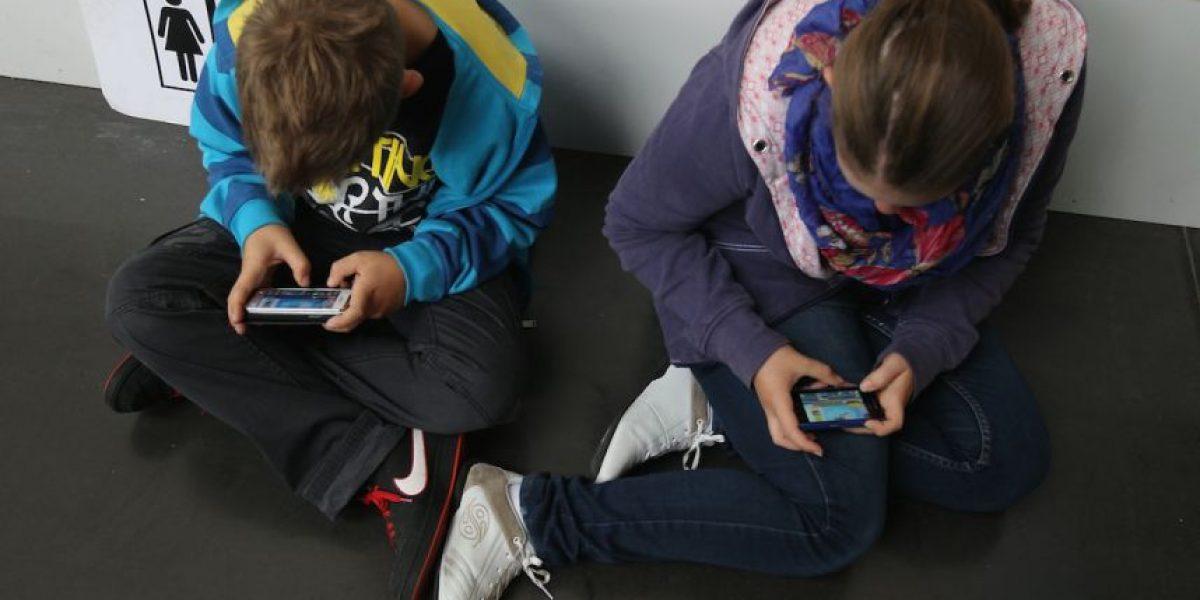 3 de cada 10 niños tocan una tablet o smartphone cuando están en pañales