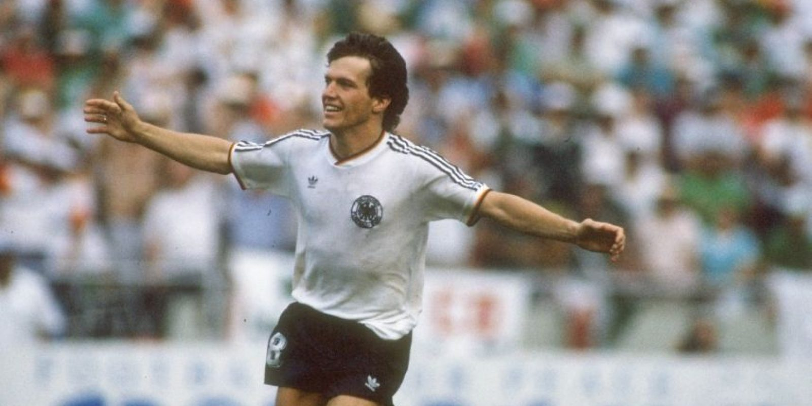 Lothar Matthäus (Alemania) Foto: Getty Images