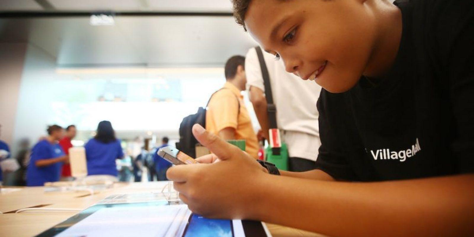 7- Infundan respeto. Enseñen a los niños a respetar a los internautas. Foto:Getty Images