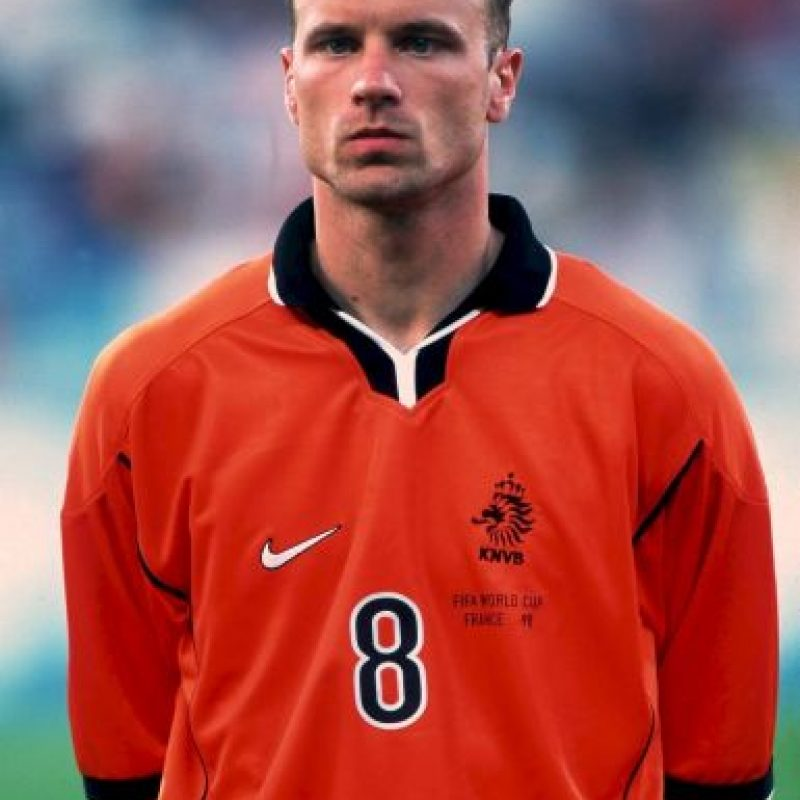 Dennis Bergkamp (Holanda) Foto: Getty Images
