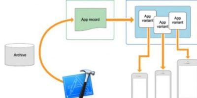 App Thinning es una función que descargará las aplicaciones dependiendo del modelo de iPhone o iPad que tengan. Así, adecuará la descarga con solo los bits que necesiten en su aparato Foto:Apple
