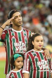 Ronaldinho es considerado uno de los mejores jugadores de los últimos años. Foto:Getty Images