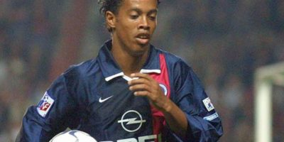 2. PSG (2001-2003). Foto: Getty Images