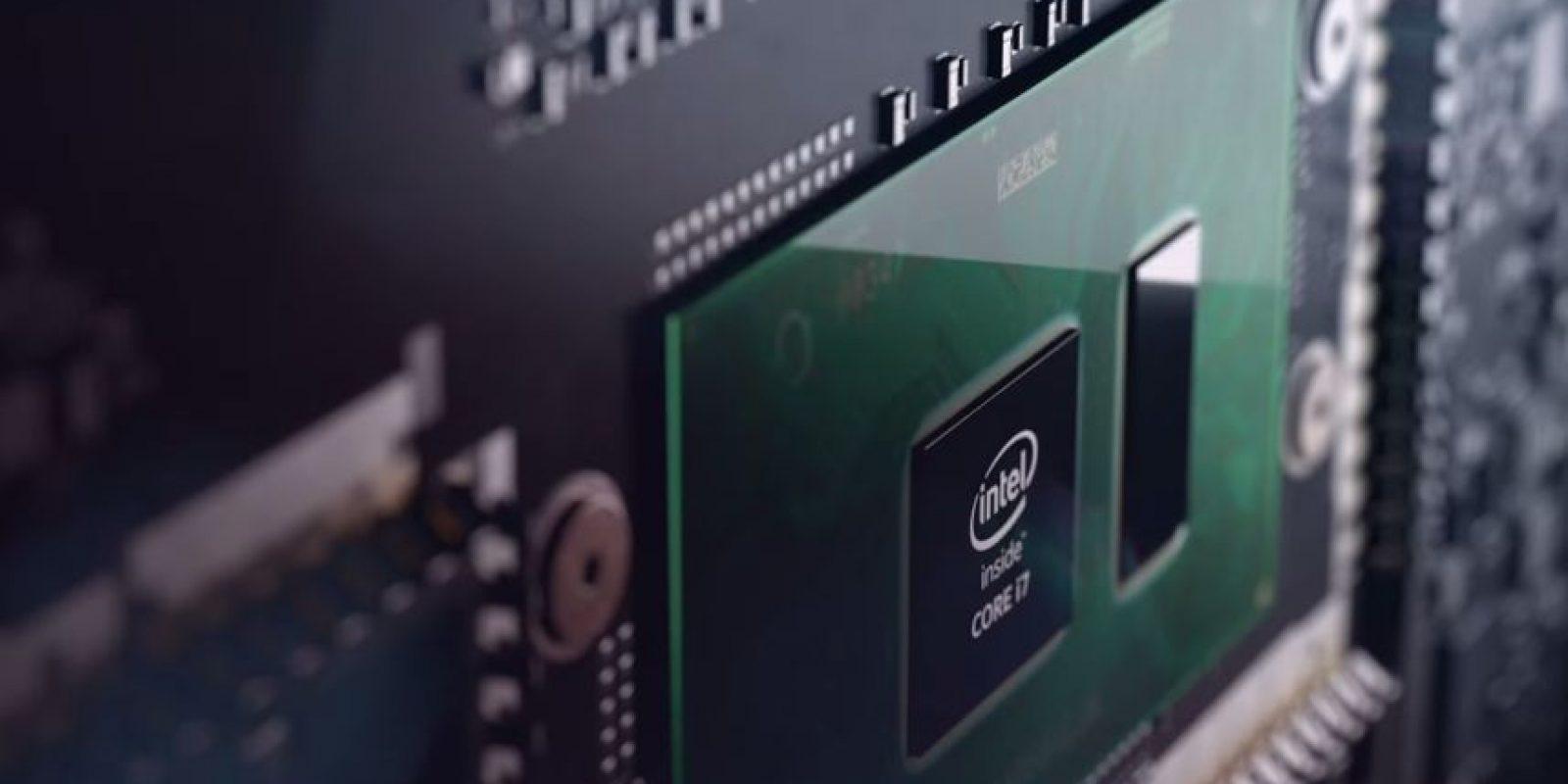 Y existirán versiones con los Core i7 más potentes. Foto:Microsoft
