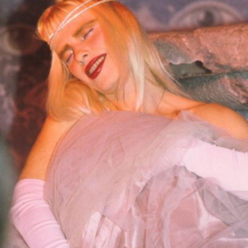 En los años 80 y 90 se hizo famosa por sus películas de porno duro: gangbangs, lluvia dorada e incluso la supuesta felación a un caballo (luego explicó que fue una doble), la hicieron célebre. Foto:vía Getty Images