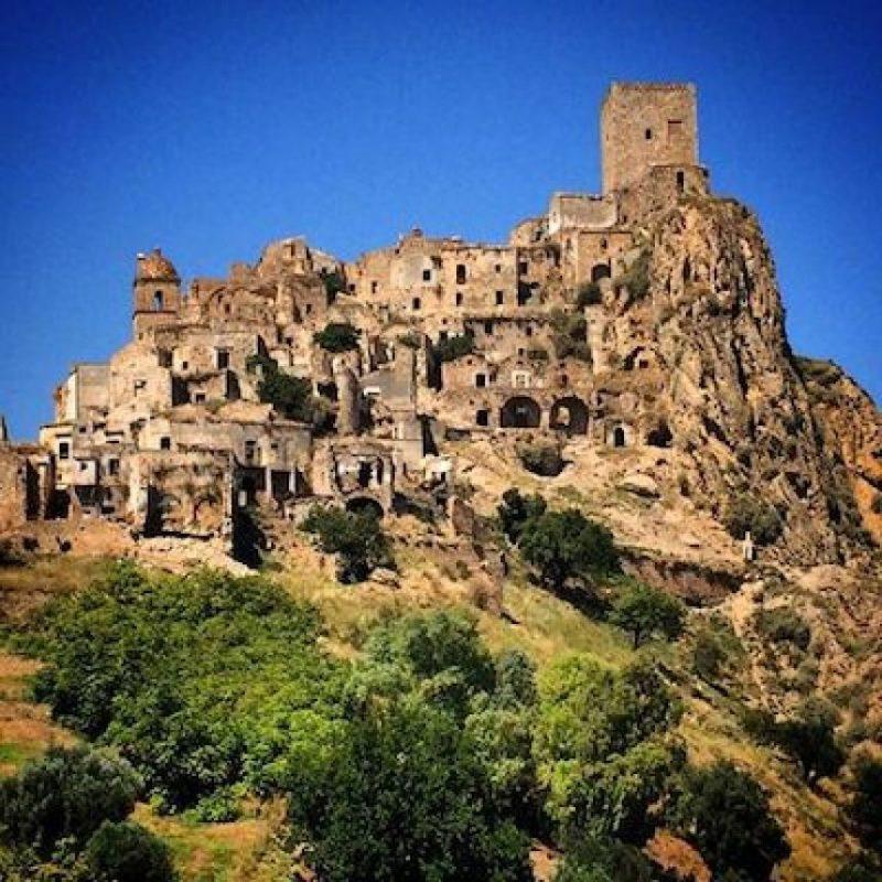 Craco y Balestrino en Italia Foto:Instagram.com
