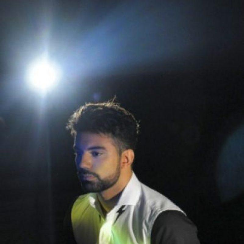 Ahora tiene 24 años y es un reconocido cantante argentino. Foto:vía twitter.com/nikozuviria