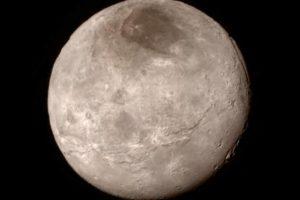 Se encontró distintas características en la luna. Foto:Vía nasa.gov