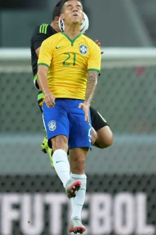 Coutinho Foto:Getty Images
