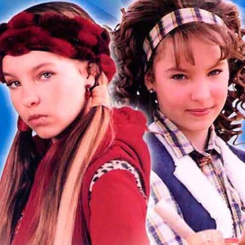 """No era mejor cuando actuaba en telenovelas. Por cosas así en """"Mean Girls"""" le habrían hecho bullying. Foto:vía Televisa"""